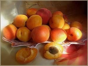 Косточка абрикосы